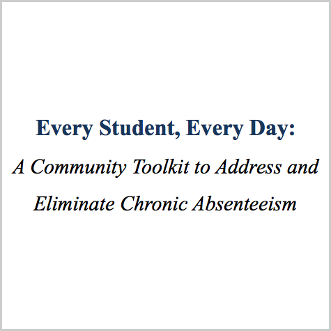 Every Student, Every Day Toolkit