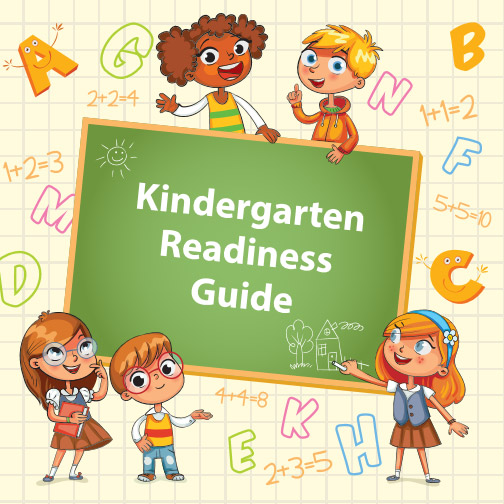 Kindergarten Readiness Family Guide