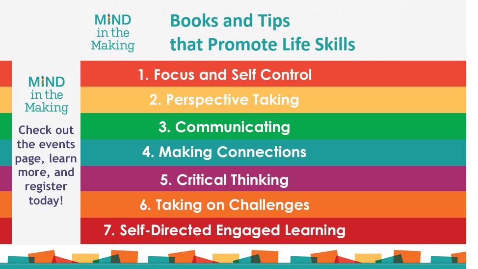 Seven essential life skills
