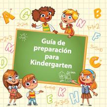 Guía de preparación para Kindergarten