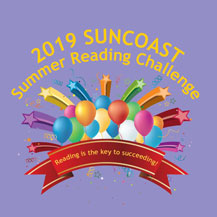 Suncoast Summer Reading Challenge 2019