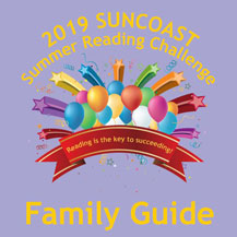 Suncoast Summer Book Challenge Family Guide