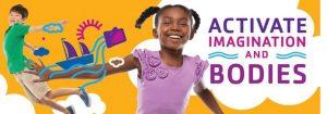 Franz Ross Park YMCA Healthy Kids Day