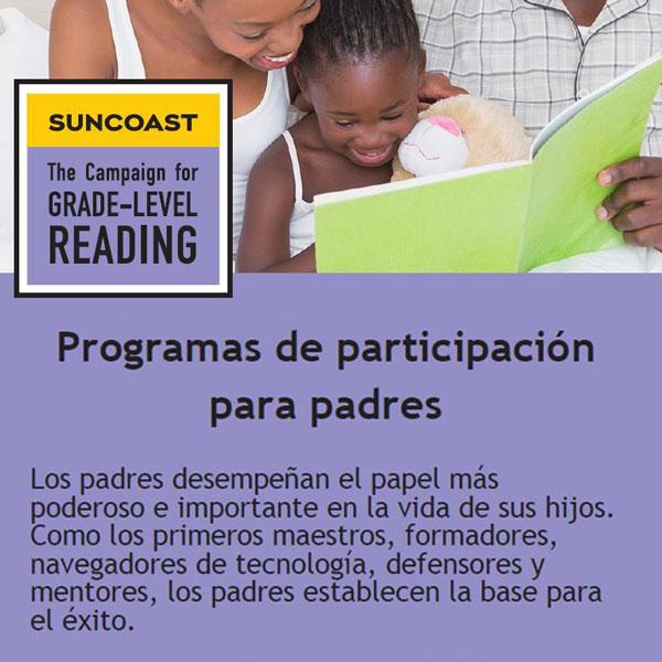 Programas de participación para padres