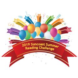 Suncoast Summer Reading Challenge 2019