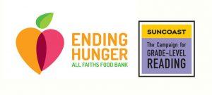 SCGLR and All Faith's Food Bank logo