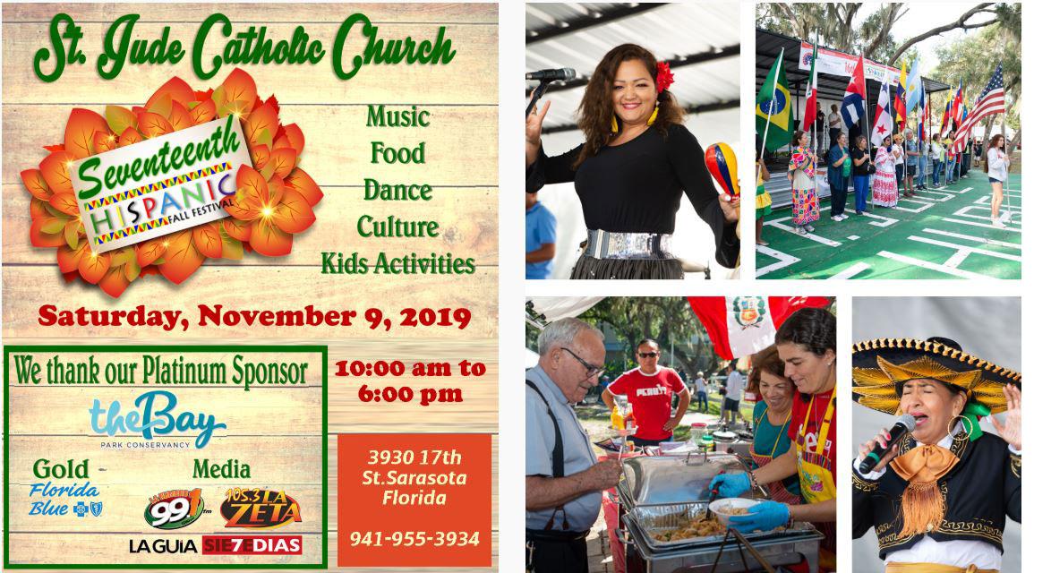 Hispanic Festival at St. Jude