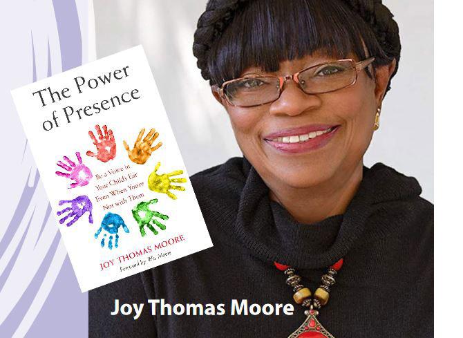 Author Joy Thomas Moore
