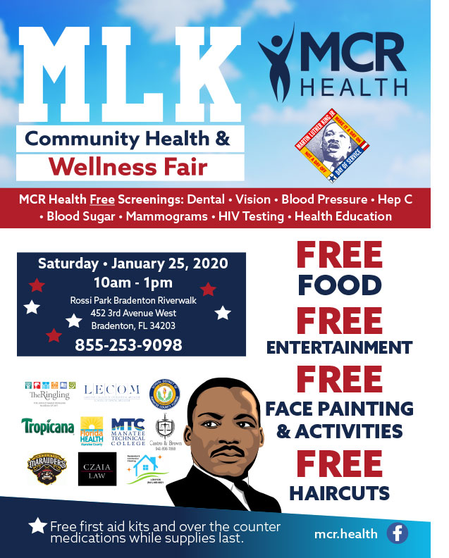 MLK Community Health & Wellness Fair